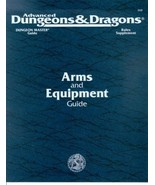Arms & Equipment Guide (AD&D 2nd Ed Rules Supplement, DMGR3) TSR Staff - $79.18