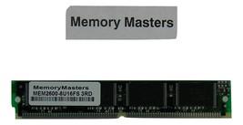 MEM2600-8U16FS 16MB Flash for Cisco 2600(MemoryMasters)