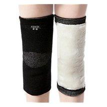 Thicken Knee Brace Sleeve for Sports/Yoga/Dance/Arthritis/Joint Pain Black (M) - $16.03