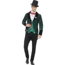 Deluxe Victorian Vampire Costume - $38.39