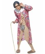 Smiffys Gravity Granny Humor Funny Adult Womens Halloween Costume 39343 - £53.74 GBP