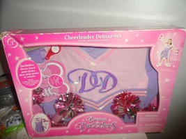 Dream Dazzlers Toys R Us Girl Deluxe cheerleader Outfit New in box - $24.70