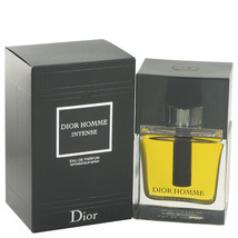 Christian Dior Homme Intense Cologne 1.7 Oz Eau De Parfum Spray image 3