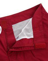 Lacoste Men's Premium Surf Swim Trunks Board Shorts Bordeaux Red image 4
