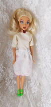 "1999 Mattel My Scene Doll - 11 1/2"" - Handmade Outfit - $9.49"