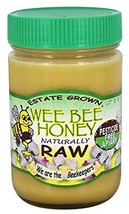 Wee Bee Naturally Raw Honey -- 1 lb Each - $18.40