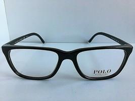 New Polo Ralph Lauren Rx PH 21295517 Black Eyeglasses Frame   - $94.99