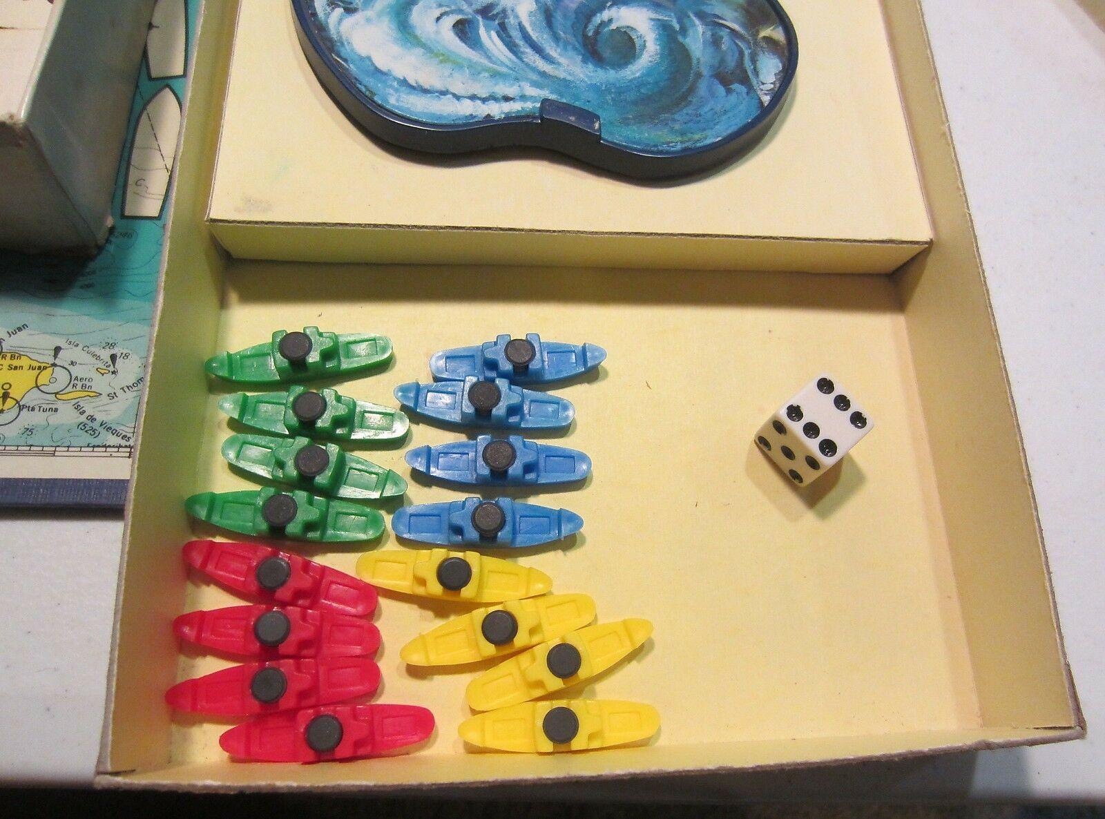 Vintage  Bermuda Triangle board game - complete image 5