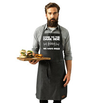 Cycling Apron Funny Novelty Kitchen Cooking - Come To The Dark Side Bikes - $11.79+