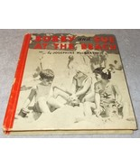 Old Vintage Bobby and Sue at the Beach Photo Children's Book 1934 1st Print - $12.95