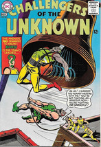 Challengers of the Unknown Comic Book #46, DC Comics 1965 VERY FINE- - $27.01