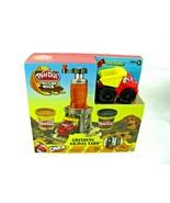 Play-Doh Diggin Rigs Tonka Chuck & Friends Grinding Gravel Yard 2012 Sea... - $44.55