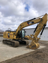 2017 Cat 323F Excavator FOR SALE IN Cunningham, KY 42035 image 2