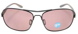 Oakley Sanctuary POLARIZED Sunglasses OO4116-06 Satin Black W/ OO Grey Lens - $79.19