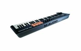 M-Audio Oxygen 61 MKIV Black USB MIDI Keyboard & Drum Pad Controller FRE... - $359.99