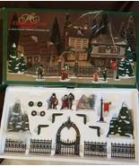 Dept 56 Dickens Village 1994 CHRISTMAS CAROL HOLIDAY TRIMMING SET 21 Pc ... - $28.00
