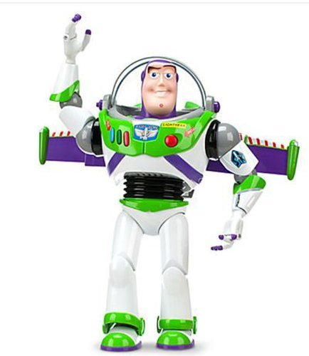 TS3 Buzz Lightyear English Spanish Talking Action Figure