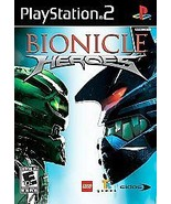 Bionicle Heroes (Sony PlayStation 2, 2006) Video Game - $3.41