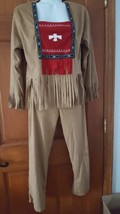 CALIFORNIA COSTUME COLLECTIONS RUNNING BULL NATIVE AMERICAN SZ L 10-12, ... - €6,82 EUR