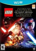 LEGO STAR WARS:FORCE AWAKENS  - Wii U - (Brand New) - $24.25