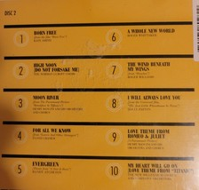 Greatest Hits From the Movies cd image 2