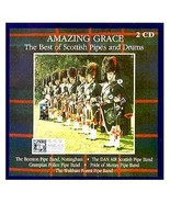 Amazing Grace: The Best of Scottish Pipes and Drums - $14.95