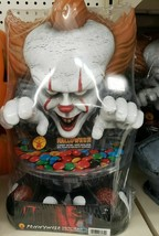 IT Pennywise Candy Bowl Holder Halloween Decoration Prop New - $60.43