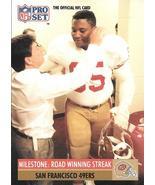 San Francisco 49ers ~ 1991 Pro Set #26 ~ 49ers - $0.05