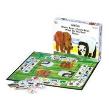 University Games Brown Bear-Panda Bear, What Do You See? Game - $66.51
