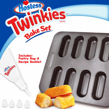 Hostess Twinkies Bake Set with Pastry Bag and Recipe Booklet - $13.45