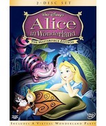 Alice in Wonderland (Masterpiece Edition DVD Used VG) - $9.99