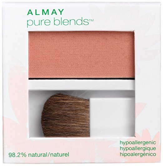 Primary image for Almay Pure Blends Bouquet 100 Blush 0.15 oz 4.25 g New in Box