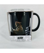 Star Wars Color Change Coffee Mug Darth Vader Obi Wan Kenobi I Am The Ma... - $23.75