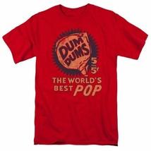 Dum-Dums T-shirt 5 for 5 retro candy classic lollipop graphic tee DUM117 Red image 2