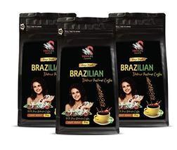 Quality Instant Coffee - Freeze Dried Brazilian Instant Coffee - Antioxidant Cof - $29.35