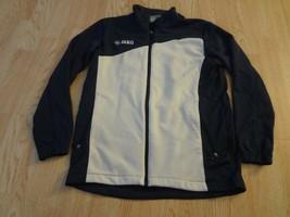 Women's Jako S Sz 2S Athletic Jacket (Navy Blue & White) - $18.69