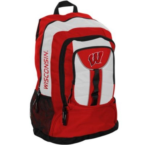 Primary image for Wisconsin Badgers Backpack Colossus Style**Free Shipping**