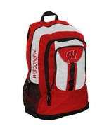 Wisconsin Badgers Backpack Colossus Style**Free Shipping** - $37.30