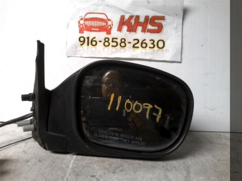 Primary image for Passenger Side View Mirror Power Thru 10/00 Fits 99-01 PATHFINDER 131022