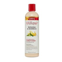 ORS HAIRepair Banana and Bamboo Nourishing Conditioner 12.5 Ounce Pack of 6