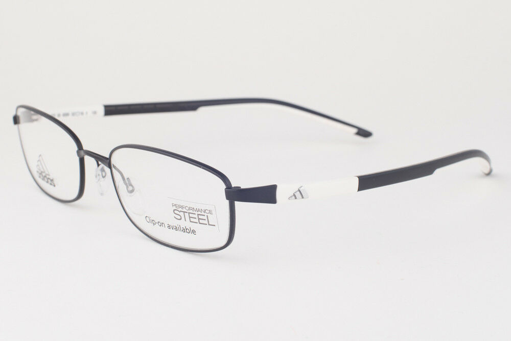 Primary image for Adidas A623 50 6056 Ambition Matte Black White Eyeglasses 623 506056 54mm