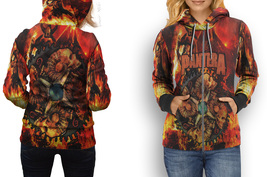 HOODIE WOMEN ZIPPER pantera New - $49.99+