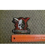 Rammstein German Rock Band Sew or Iron on Patch NEW Reise Reise - $9.80