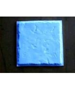 "Concrete Tile Molds Make 13""x13"" Custom Chiseled Stone Tiles @ 30 Cents ... - $55.99"