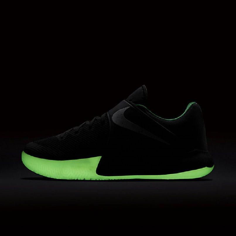 Nike Zoom Live PE 'Giannis Antetokounmpo' [910573-011] Glow NBA Basketball Shoes image 2