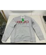 Kenzo Paris Sweatshirt Grey/Red - Large - $149.88