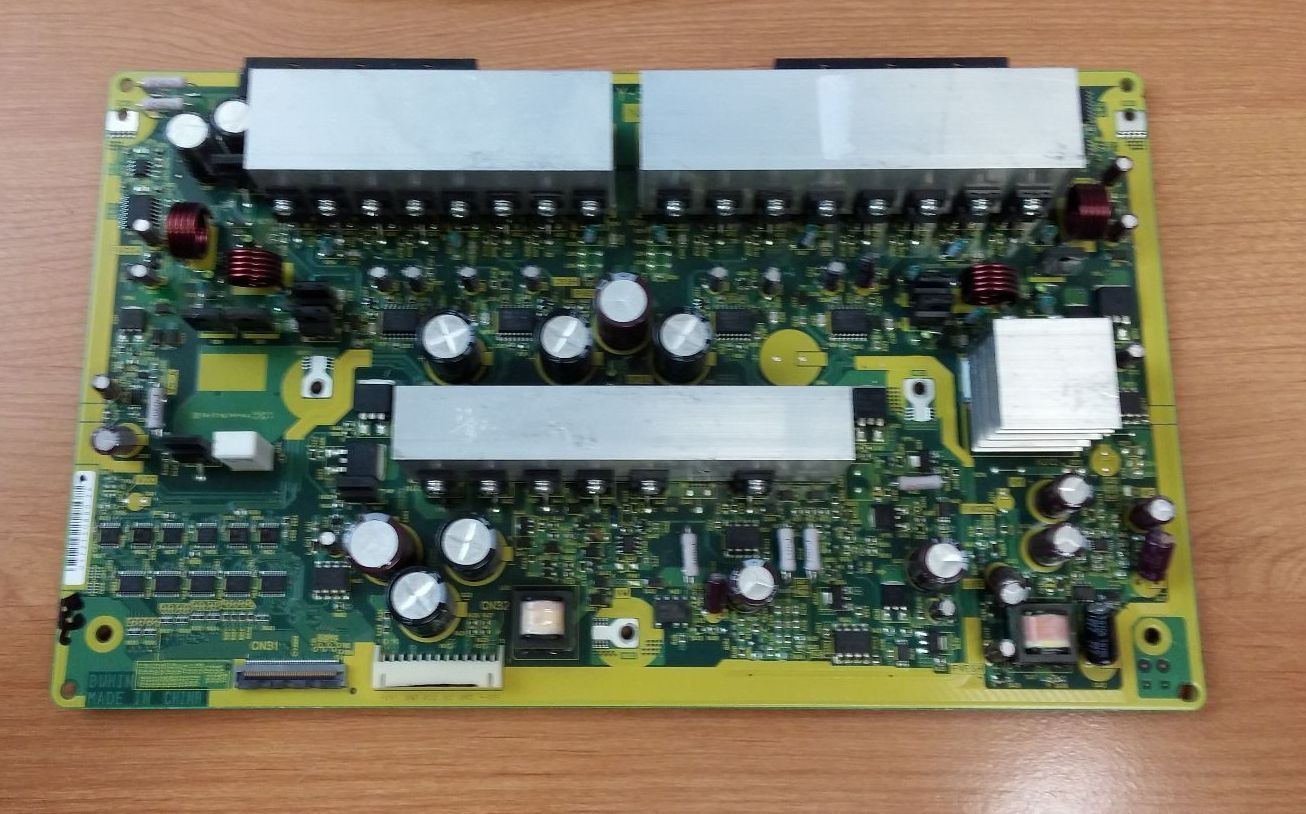Hitachi JP54581 (ND60200-0046) Y-Main Board - $89.09