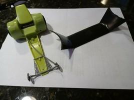 Vintage Street Feet Monogram Green Car Roadster Model Kit Part Parts INCOMPLETE - $39.95
