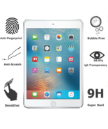 HD 9H Hardness Tempered Glass Screen Protector for Apple iPad Pro/ Air/ ... - $8.72