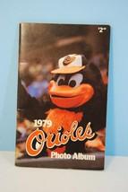 1979 Baltimore Orioles Major League Baseball Photo Book - $6.93